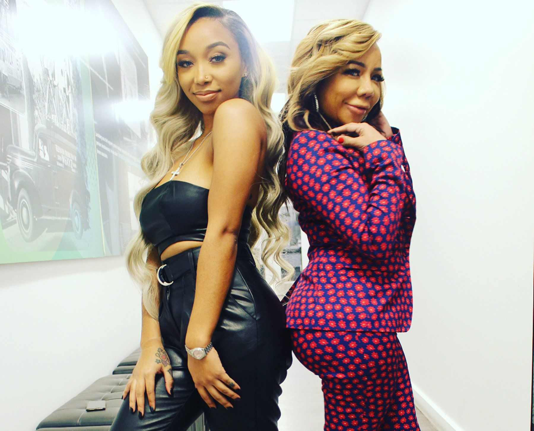 Tiny Harris Announced A New Episode Of 'The Mix'