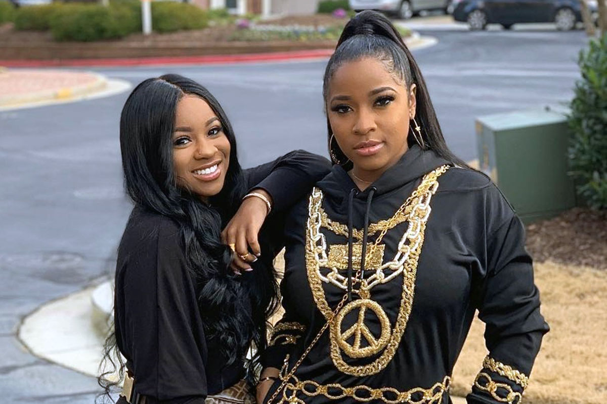 Toya Johnson Gushes Over Reginae Carter – Check Out Her Message