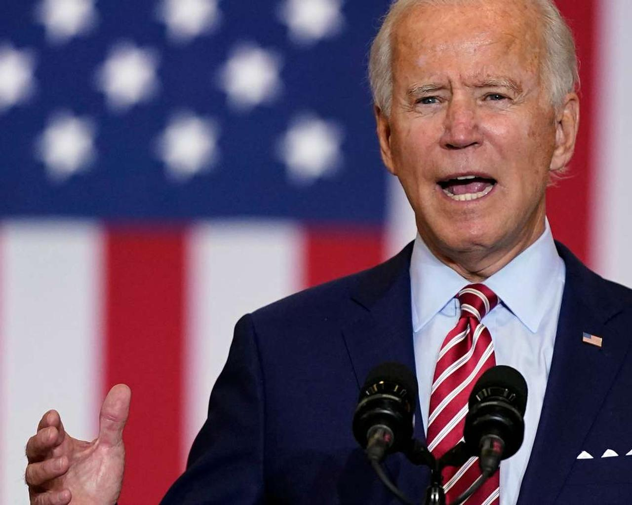 Biden unveils a $2 trillion investment initiative and introduces tax increases to fund it.
