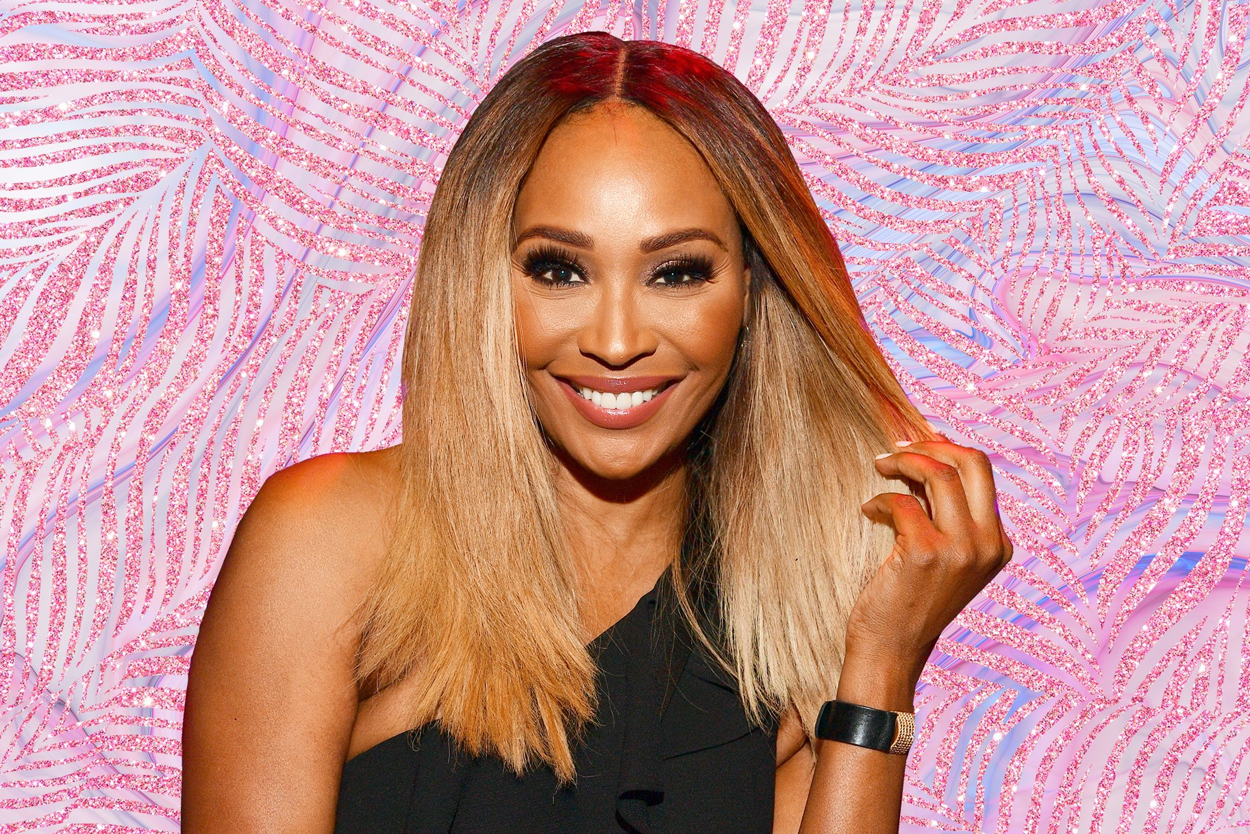 Cynthia Bailey Believes In Beast Mode – Check Out The Message She Shared With Her Fans