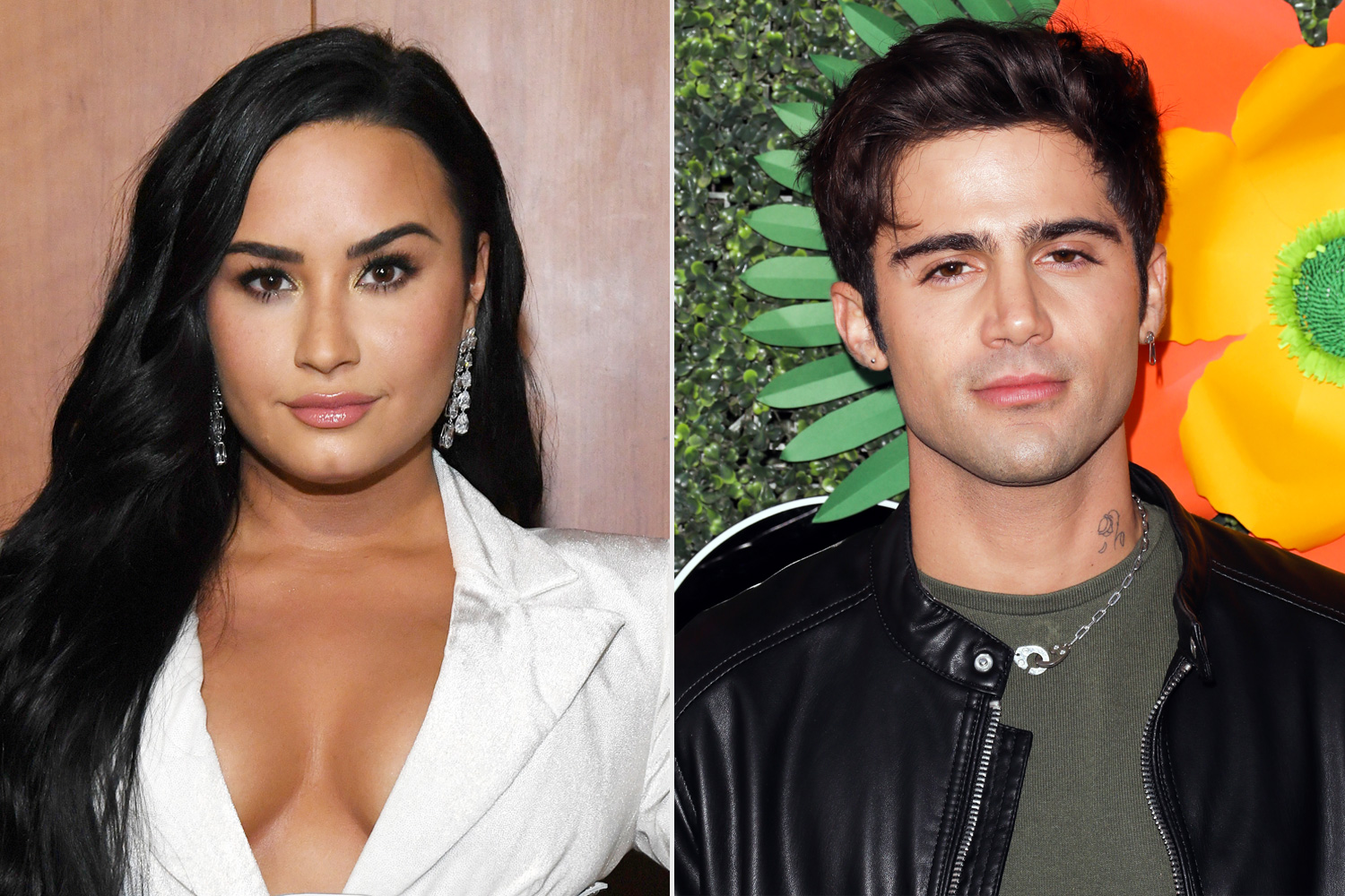 Demi Lovato Opens Up About Fooling Herself Into Getting Engaged To Max Ehrich
