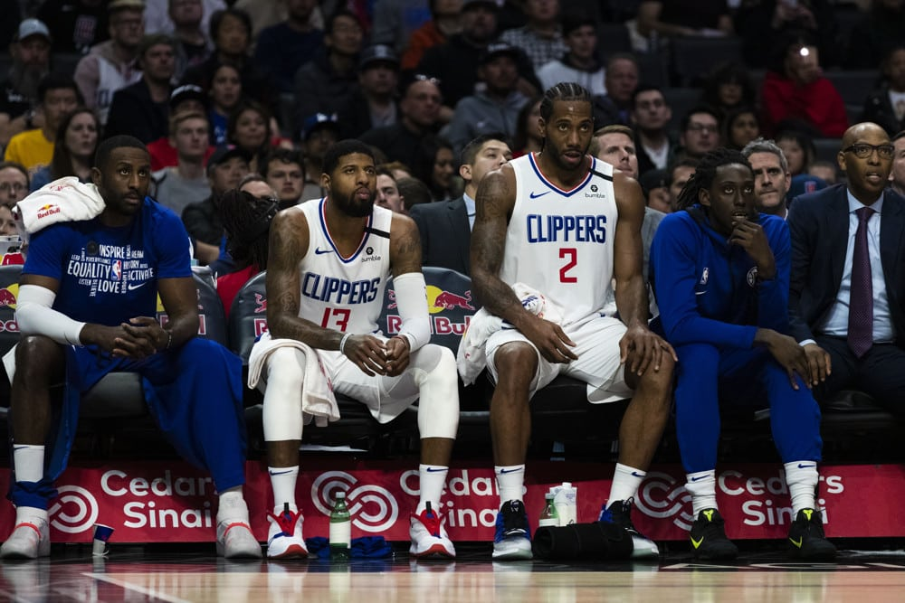 Furious LA Clippers Hand Golden State Warriors Fourth Straight Defeat, 130-104