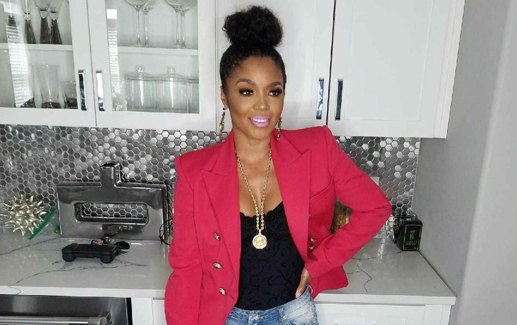 Rasheeda Frost Shows Off Her Workout Routine And Fans Are Impressed By Her Look