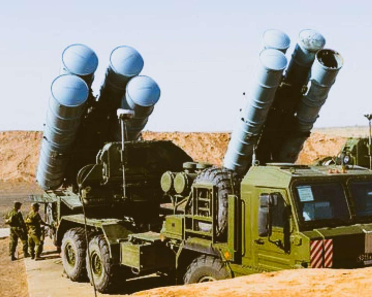 US warned of sanctions over India's purchase of Russian S-400 air defense systems.