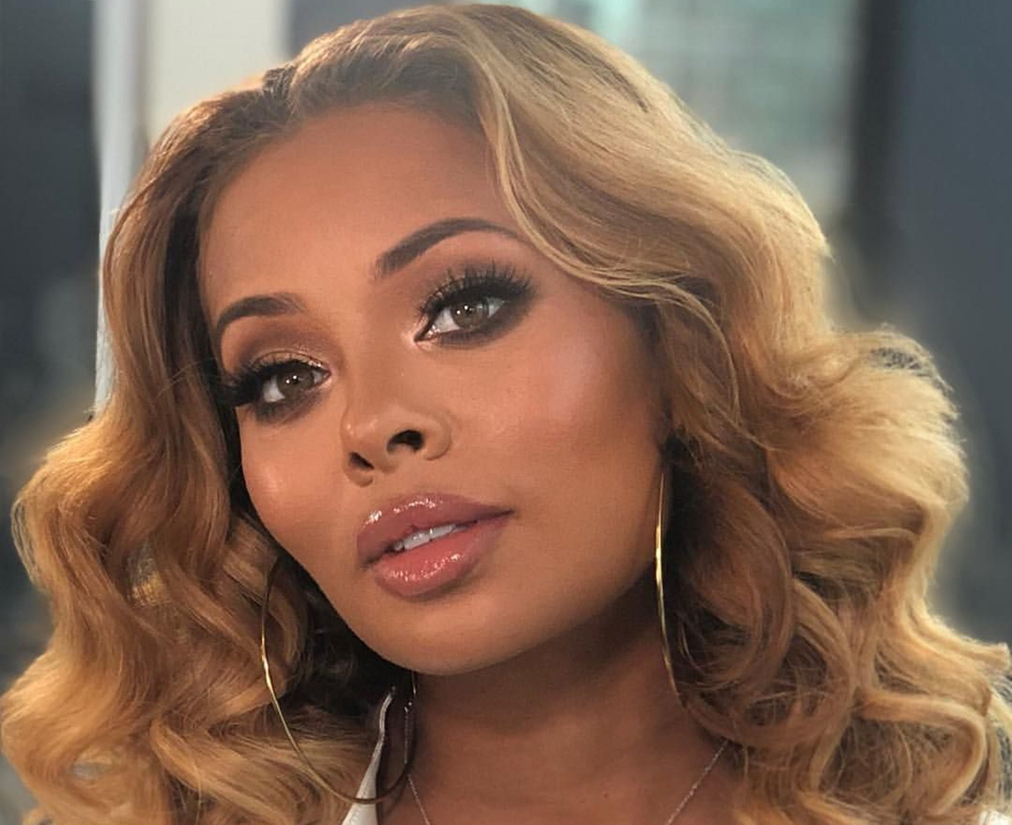 Eva Marcille To Be Featured In 'All The Queen's Men' – See The Trailer