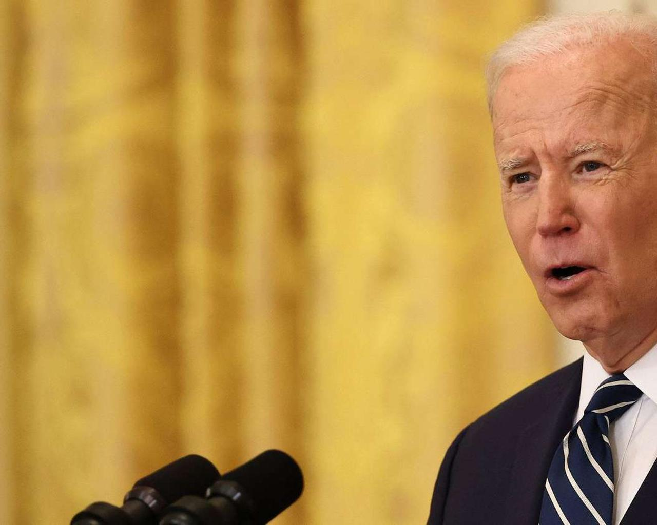 Biden Announces New Vaccine Goal: 200 Million Shots in 100 Days