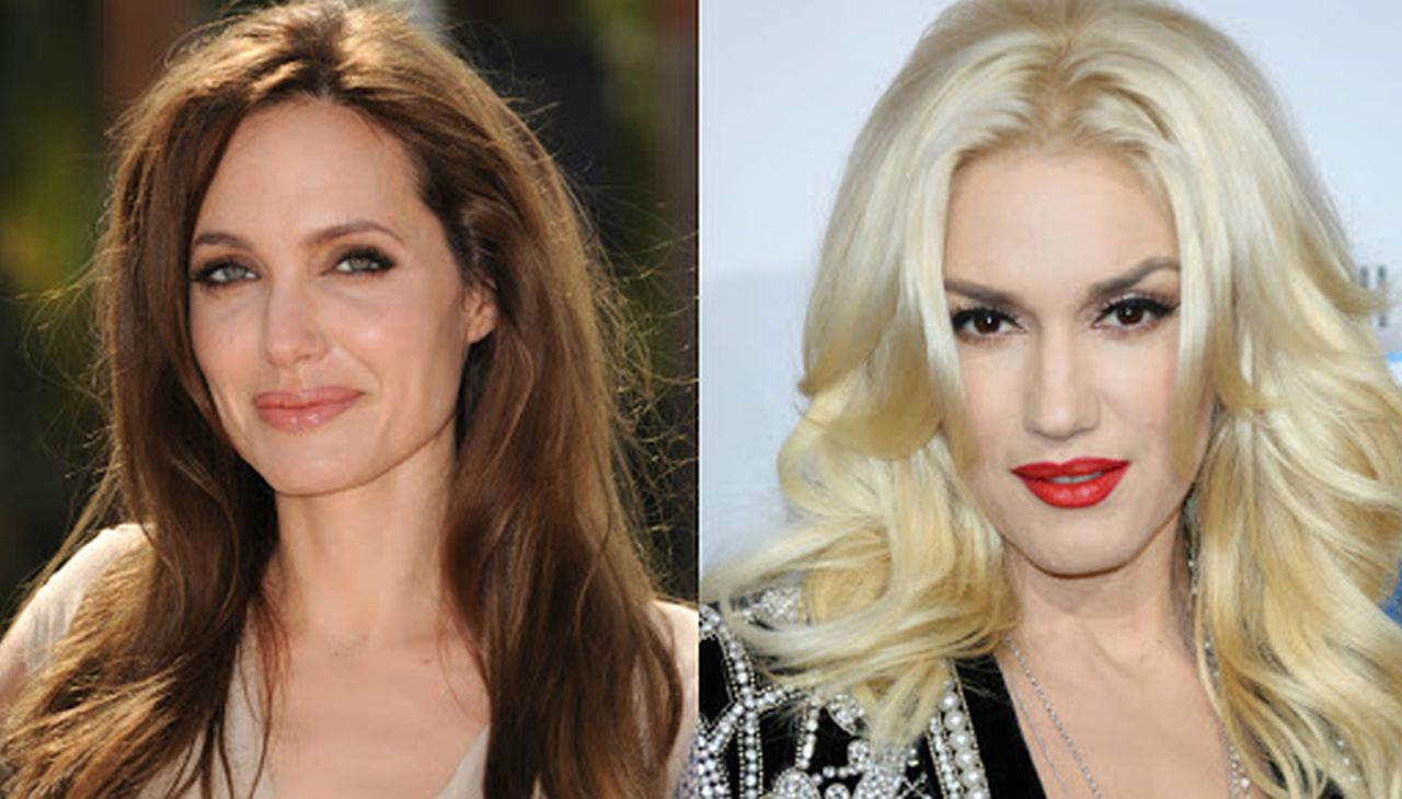 Is Angelina Jolie Going To Be Gwen Stefani's Maid Of Honor In Wedding To Blake Shelton?