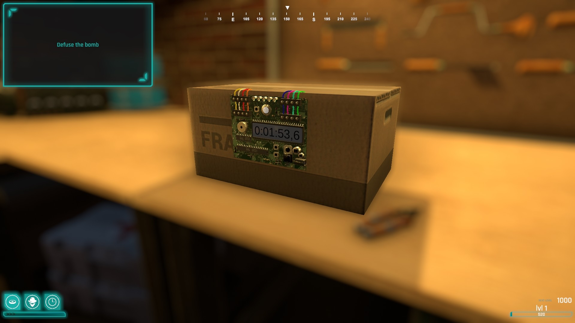 Sapper – Defuse The Bomb Simulator Is Now Live On Steam Early Access