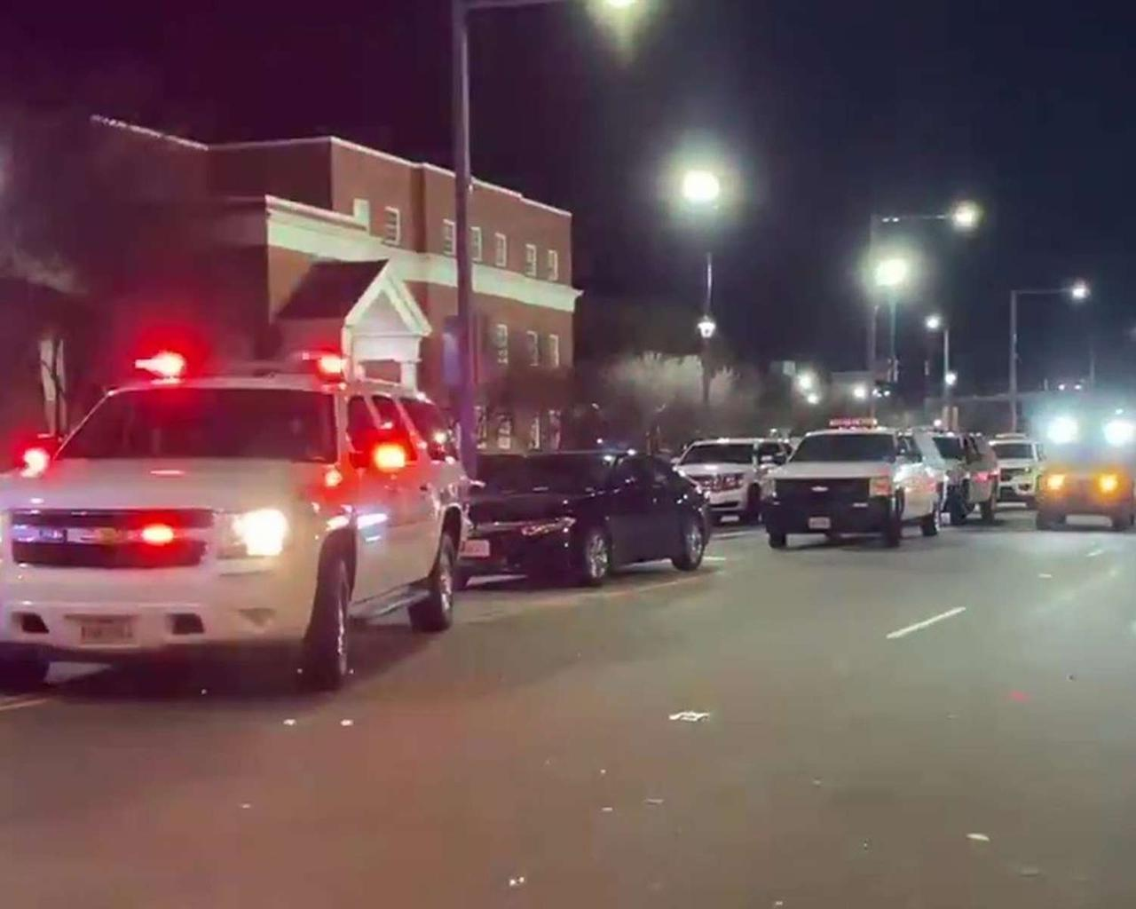 Two were killed and eight others were injured in a night shooting at the Virginia Beach Oceanfront