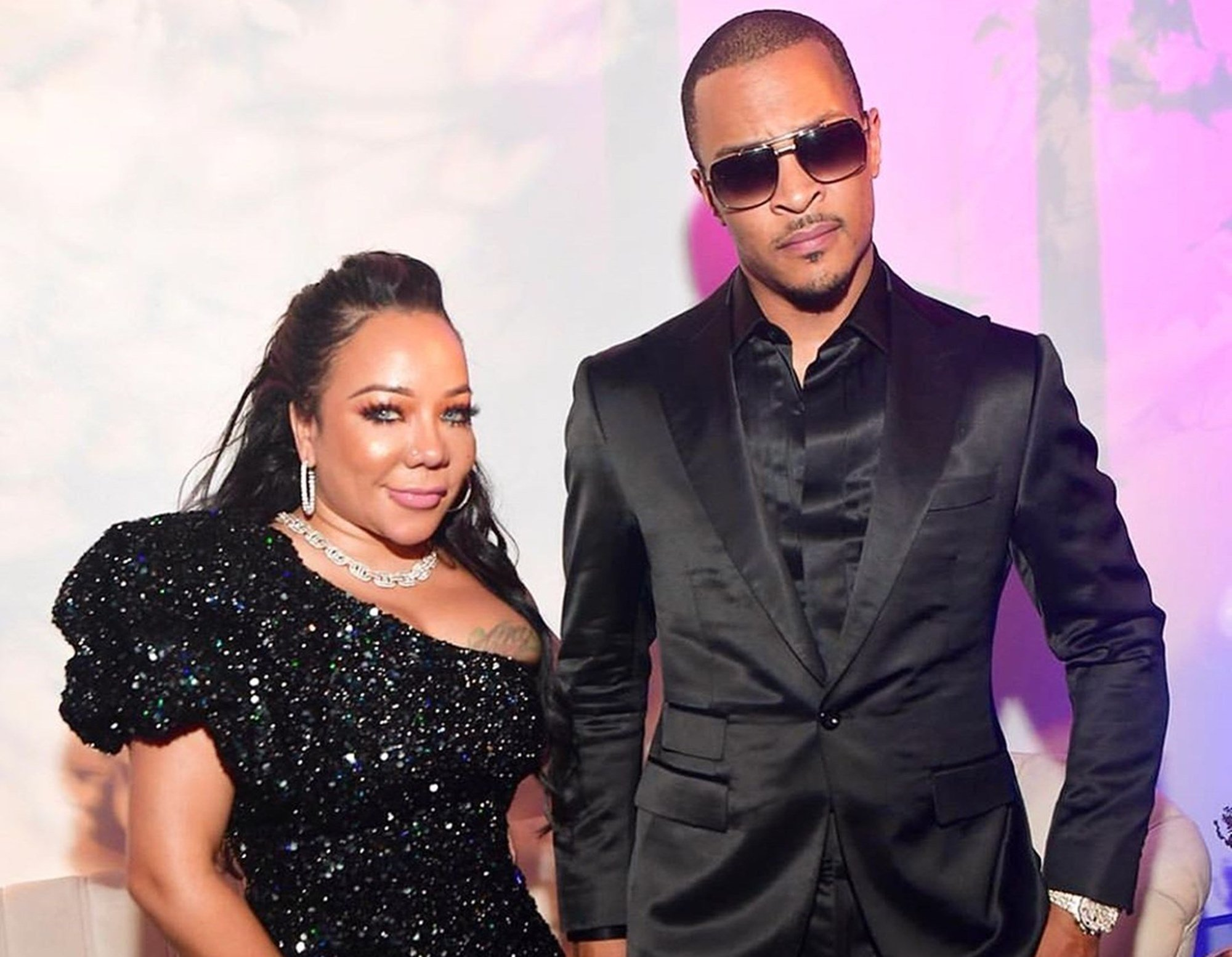 Tiny Harris Floods Her IG Account With Posts Featuring Heiress Harris – See The Most Recent Video