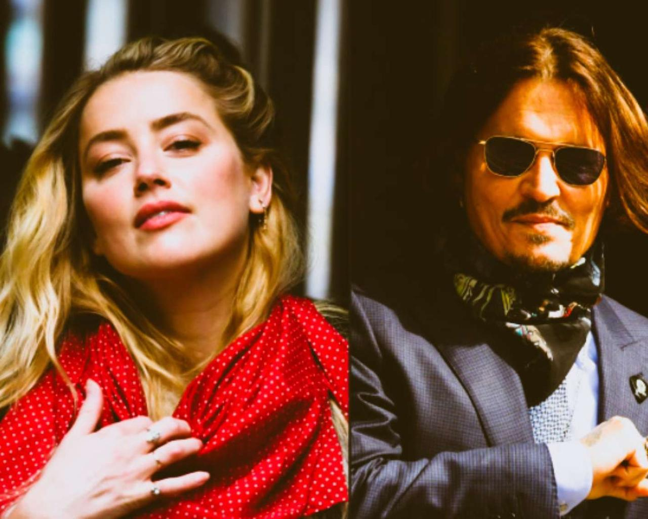 Amber Heard's give response to Johnny Depp's lawyer.
