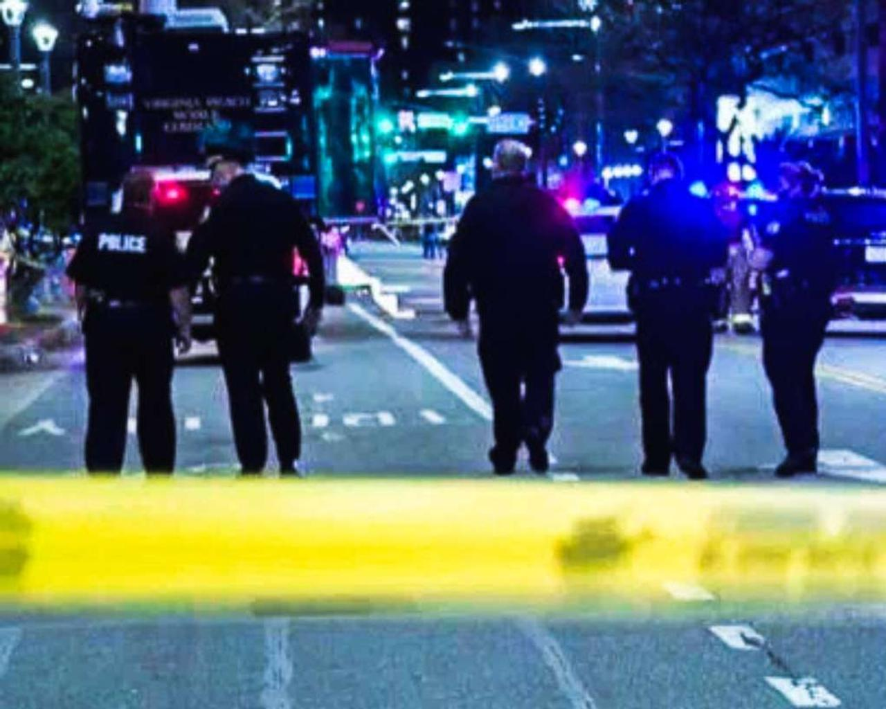 Two killed, eight injured in Virginia Beach waterfront shooting.