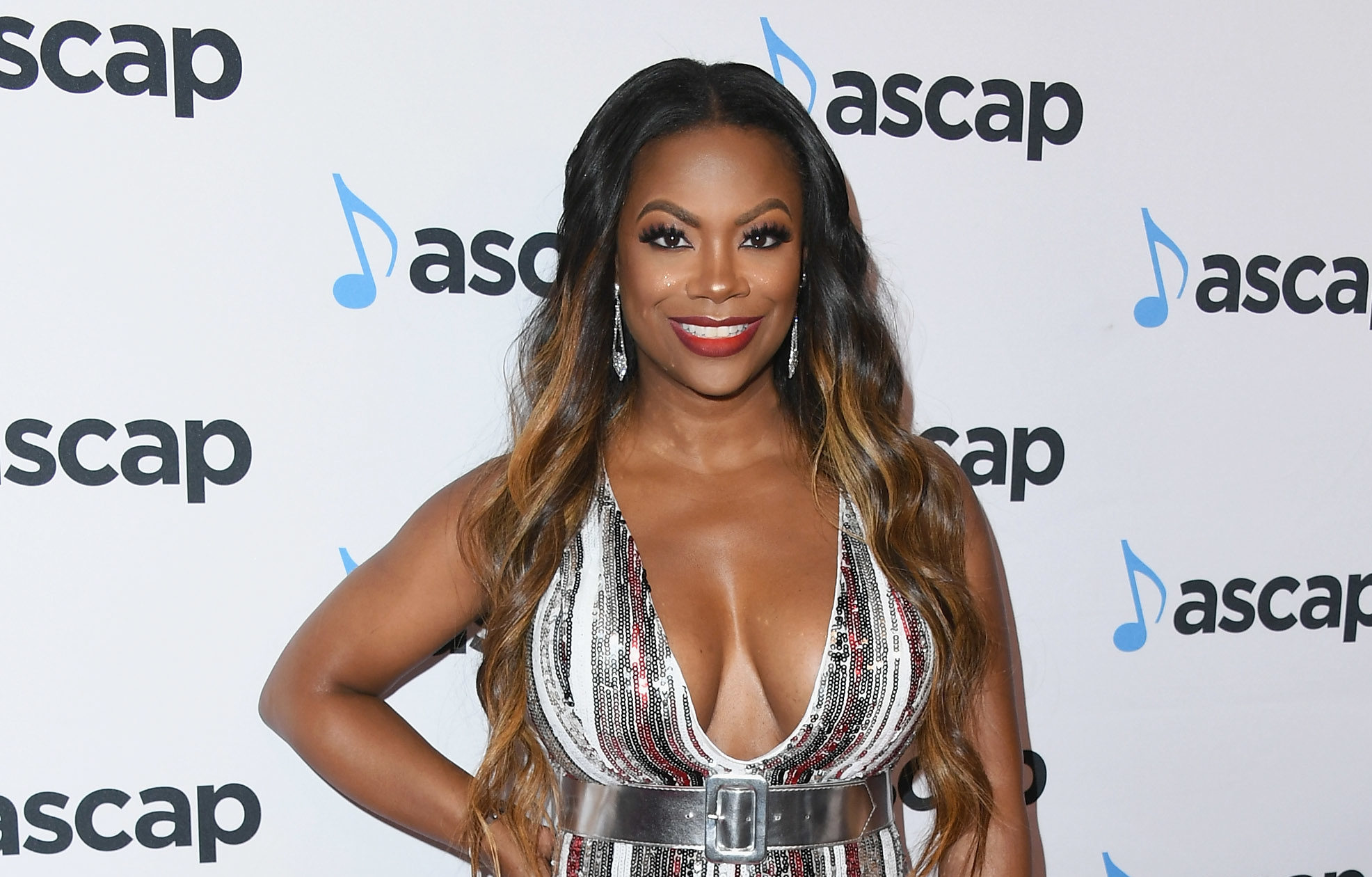 Kandi Burruss Is Enjoying A Little Sun During Her Work Trip – See Her Photo Here