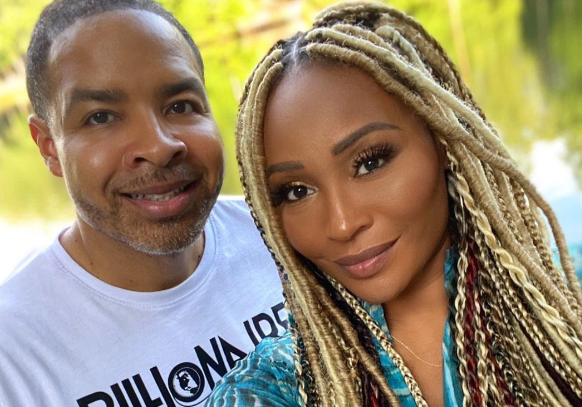 Cynthia Bailey Shows Fans What She Did For The First Time