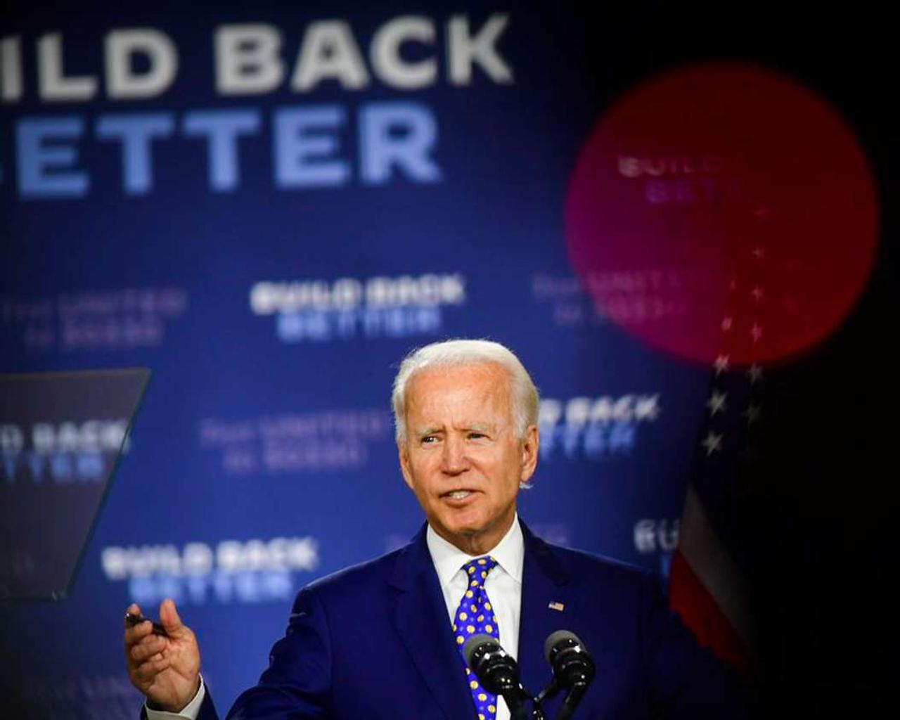 Biden proposes a two-sided infrastructure package !