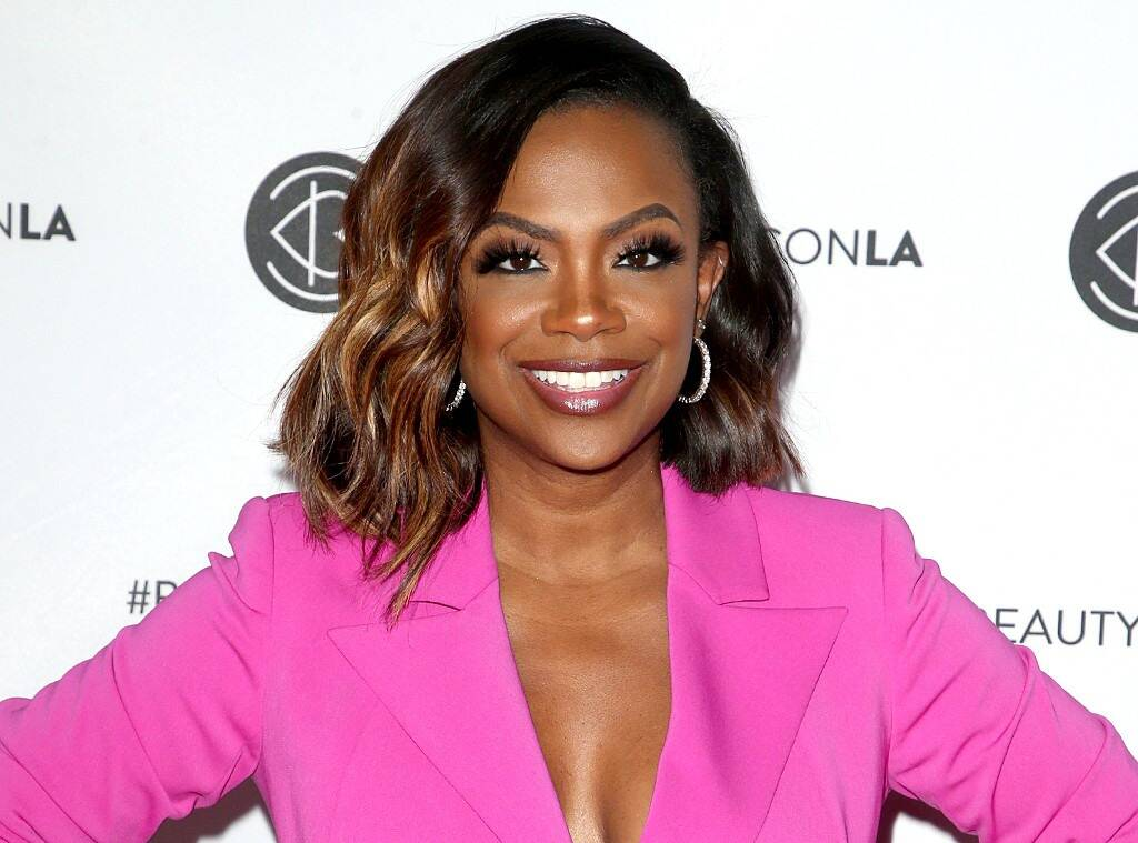Kandi Burruss' Family Photo Will Make Your Day