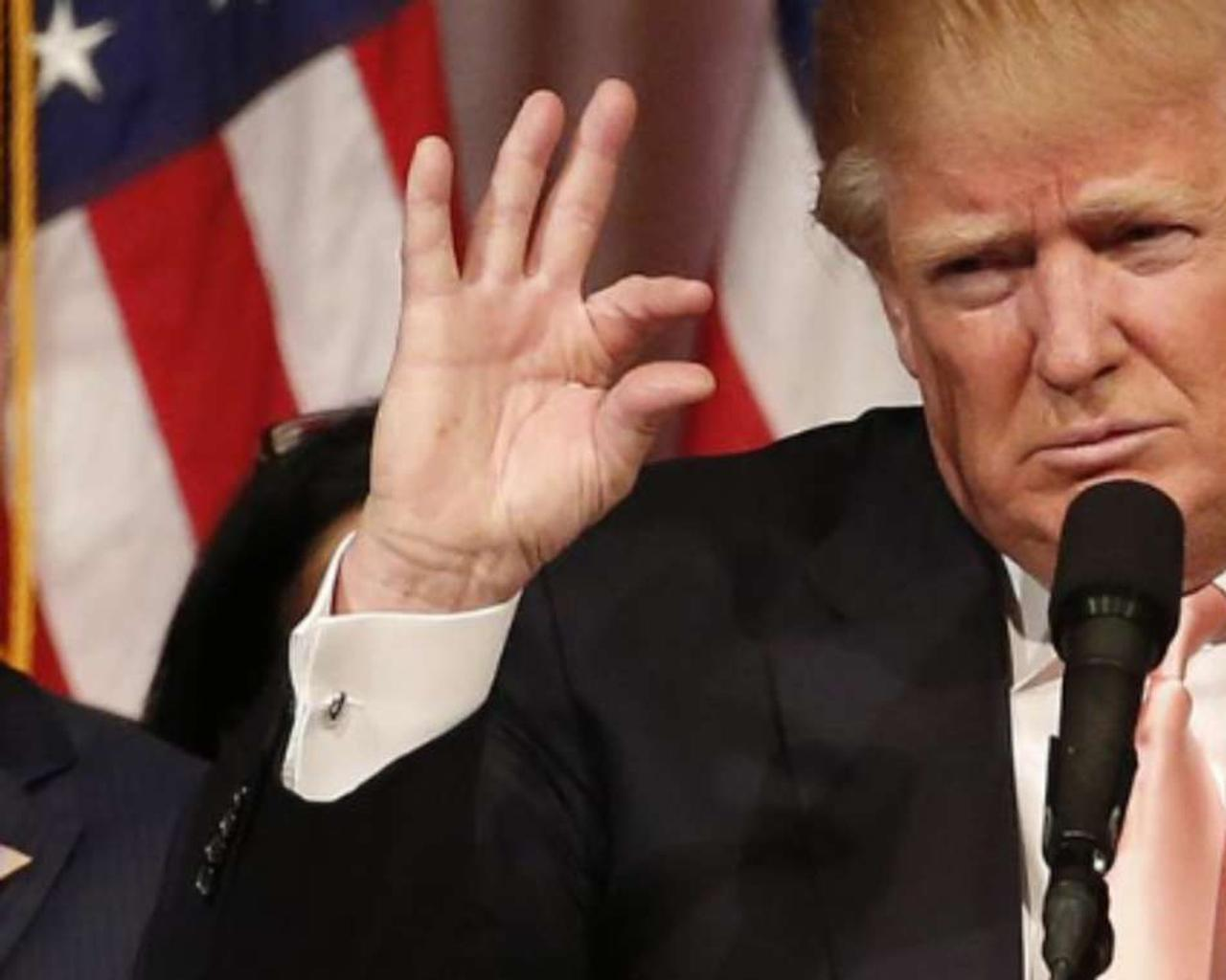 Donald Trump gave his support to Marco Rubio for his reelection in the United States Senate.