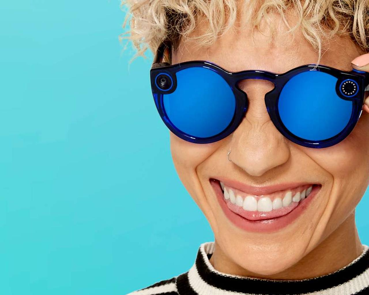Snapchat unveils redesigned Spectacles sunglasses with hefty price tag