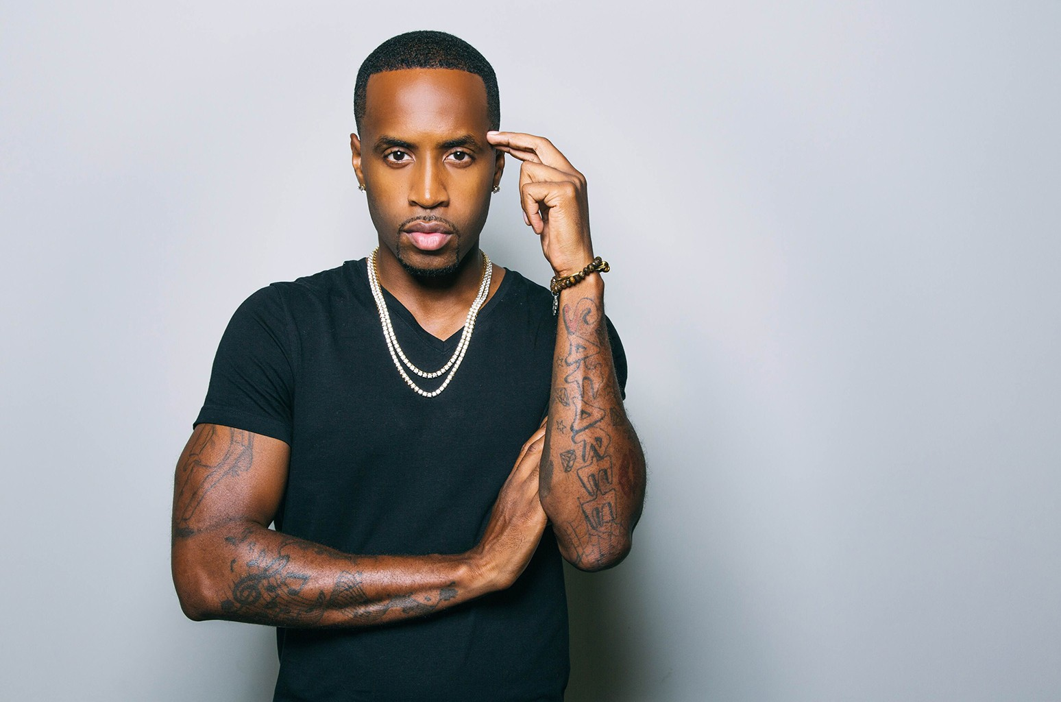 Safaree Makes Fans Laugh With This Latest Challenge He Posted – See His Clip