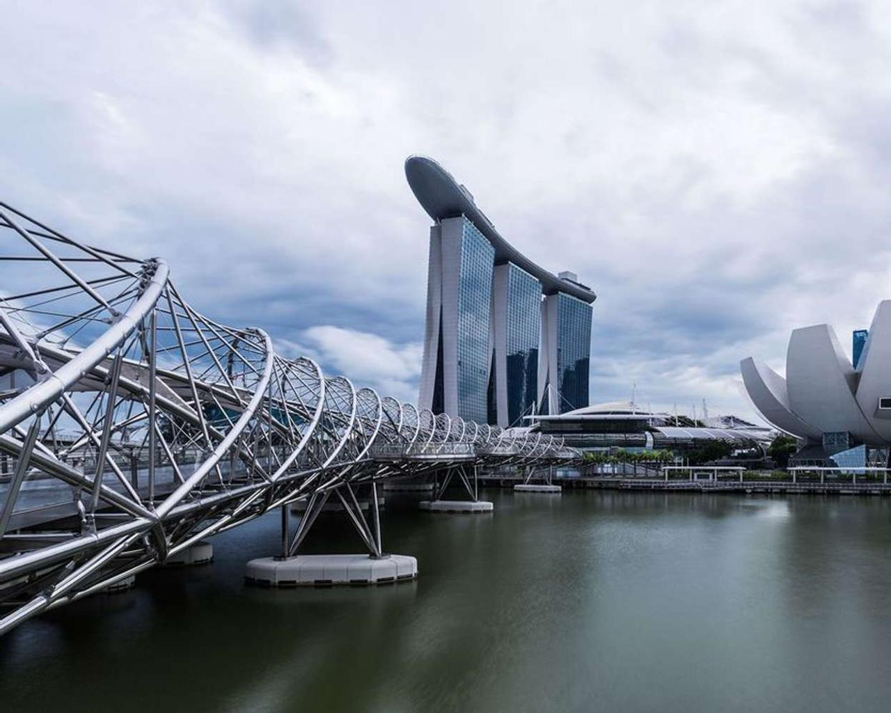 How Singapore is using technology to solve its water shortage