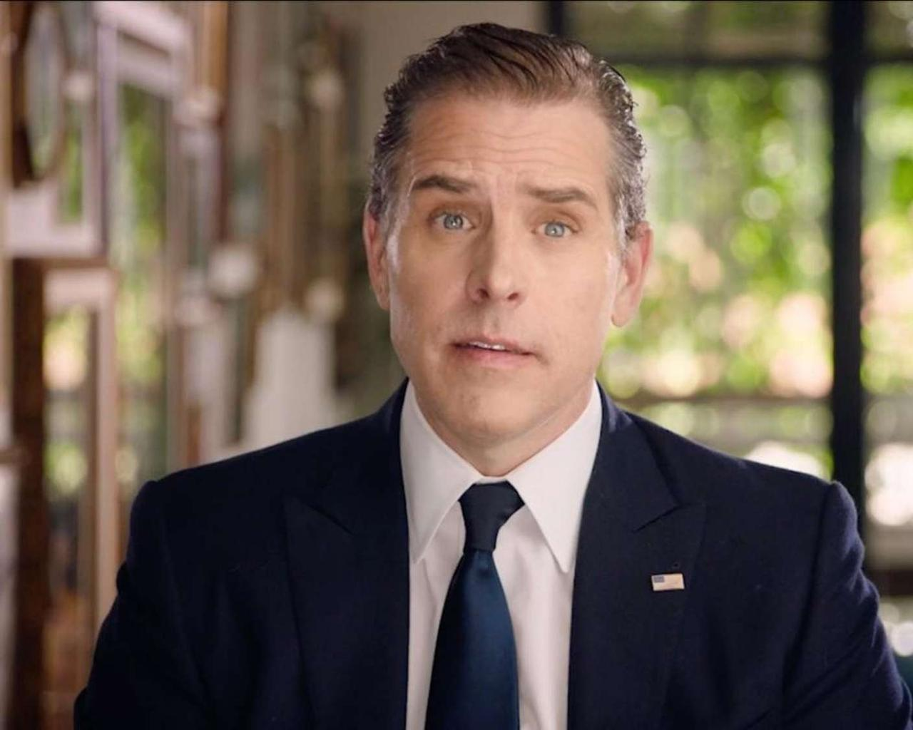 """Hunter Biden in his article """"Good Things"""" and his fight against drug abuse"""