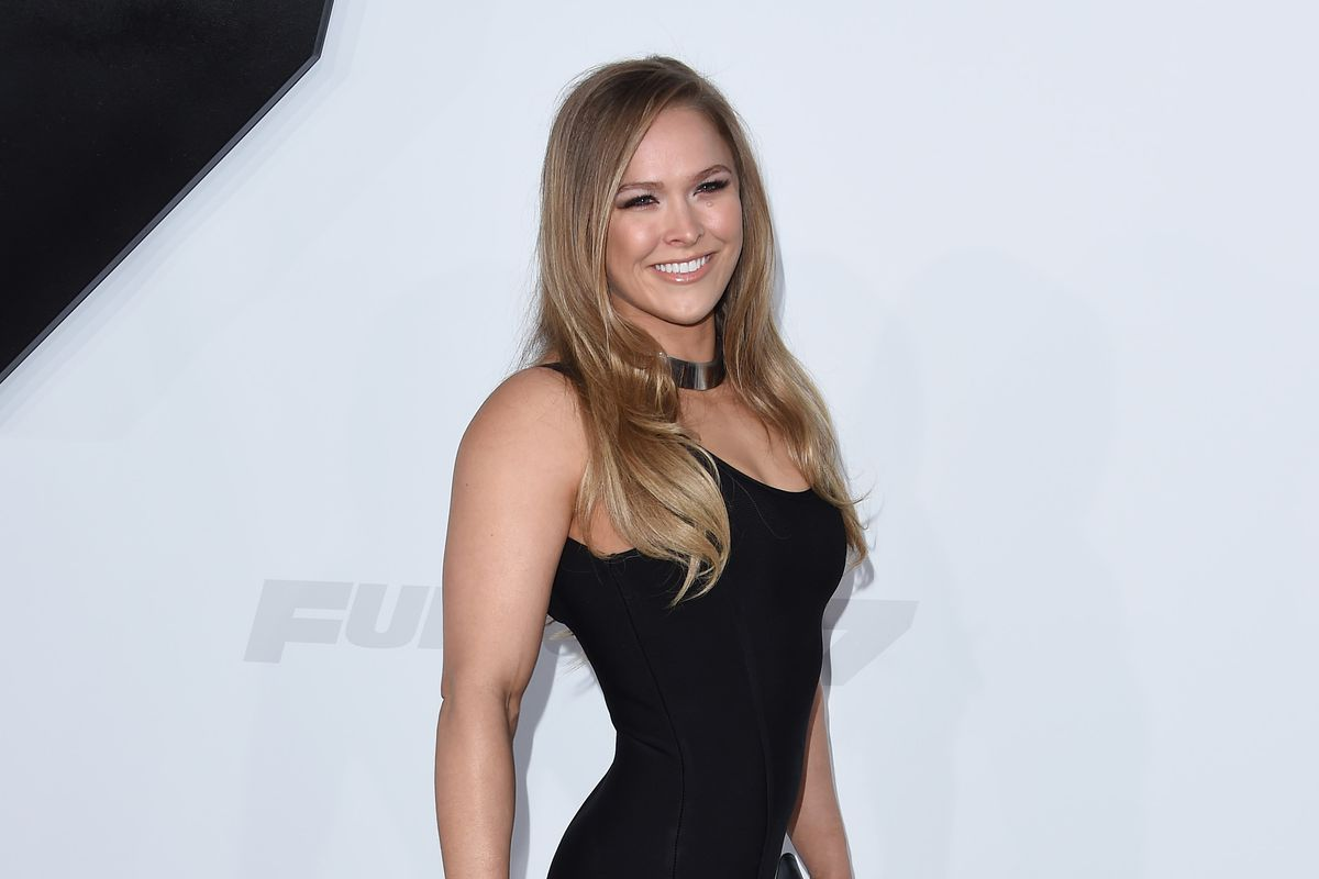 Ronda Rousey And Her Husband Are Expecting Their First Child – Video!