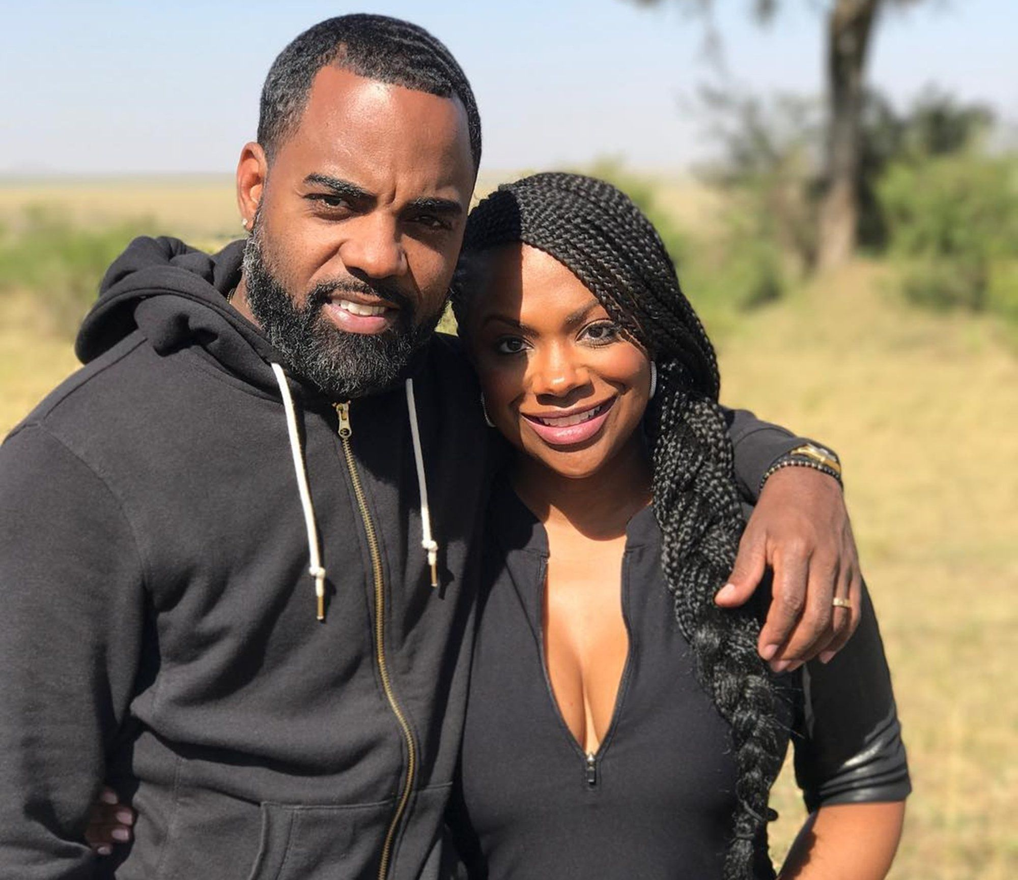 Kandi Burruss Shows Off A New Look For Todd Tucker And Fans Are Laughing Their Hearts Out – See The Clip