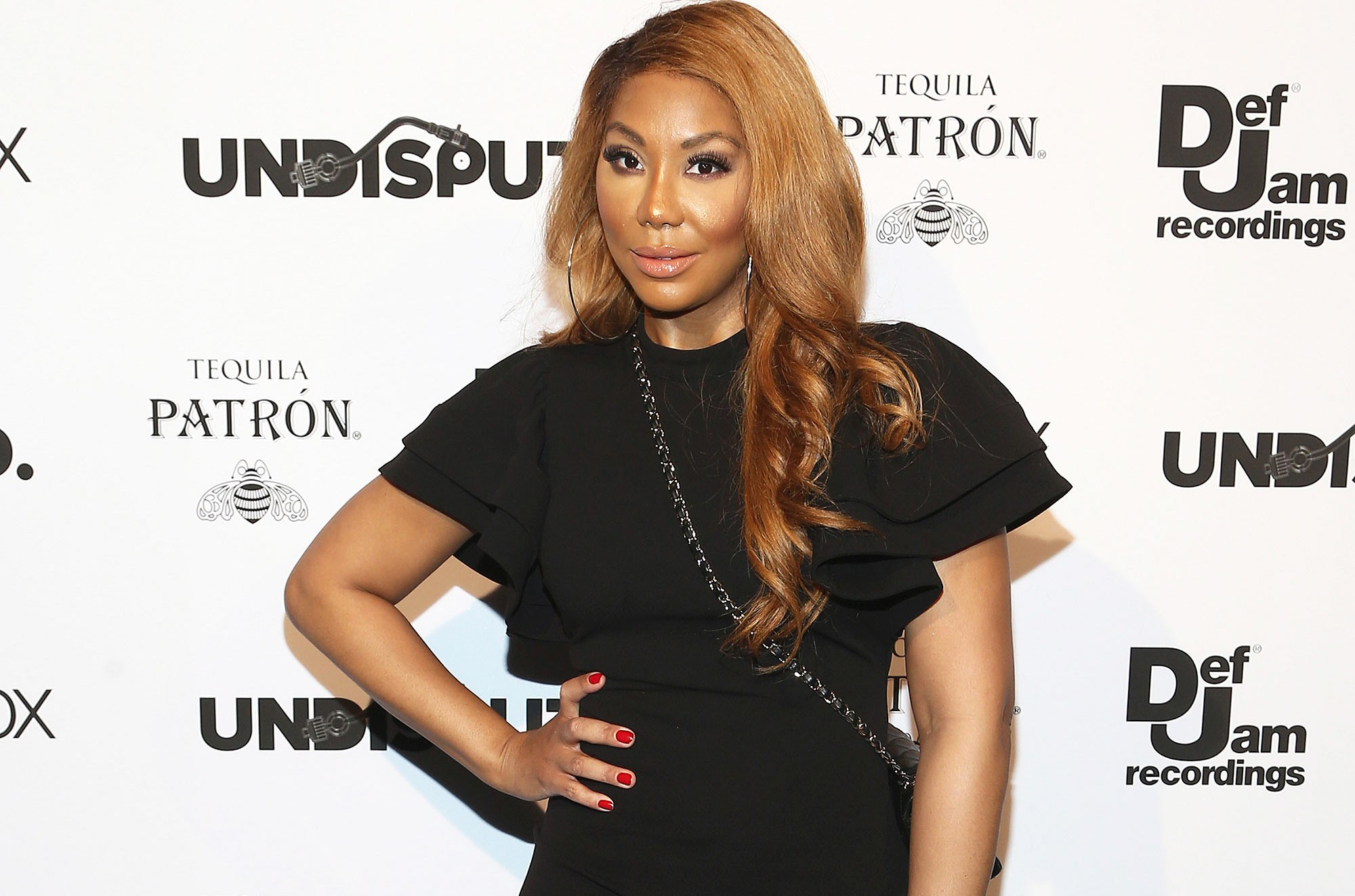 Tamar Braxton Celebrated Her First Easter In Her And Logan's First Home