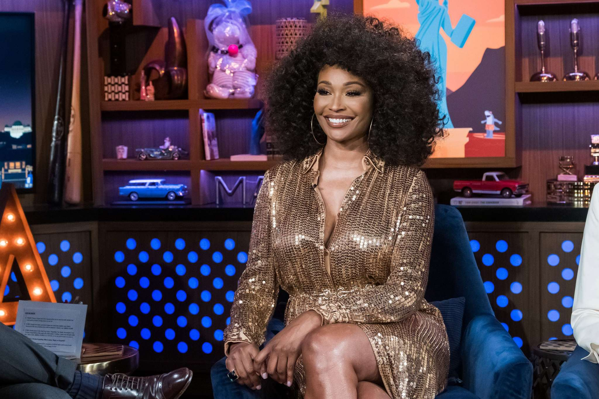Cynthia Bailey's Fashion Throwback Video Has Fans In Awe – See It Here