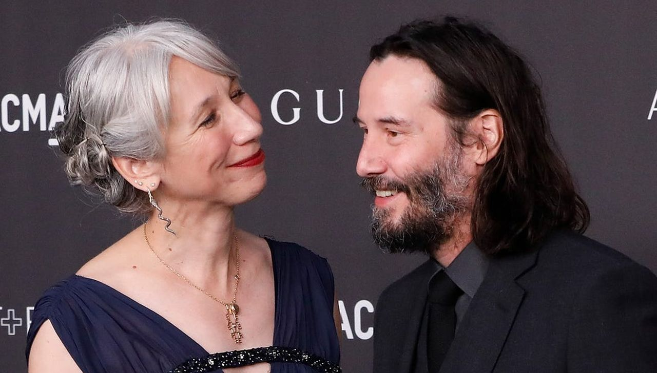 Are Keanu Reeves And Alexandra Grant Getting Married?