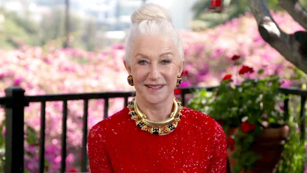 Helen Mirren Reveals She Chased A Bear Off During Quarantine – Here's How!