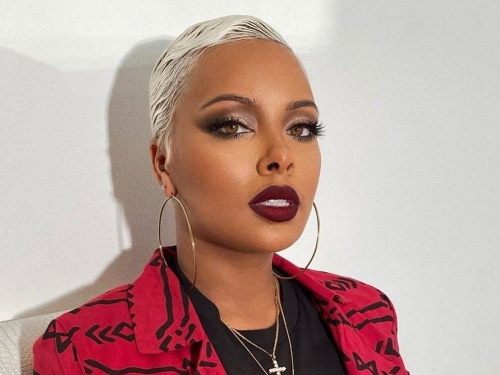 Eva Marcille's Easter Post Makes Fans Happy
