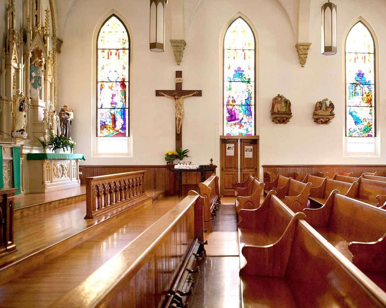 Easter in the time of Covid: America's congregation rates are at their lowest in history.