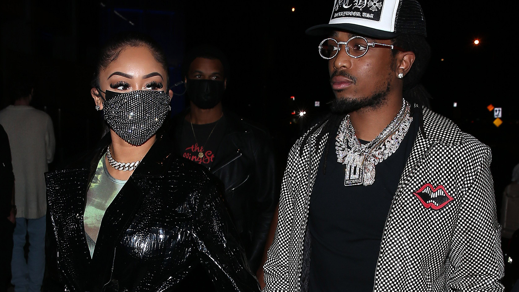 Quavo Issues A Statement Following Saweetie Altercation