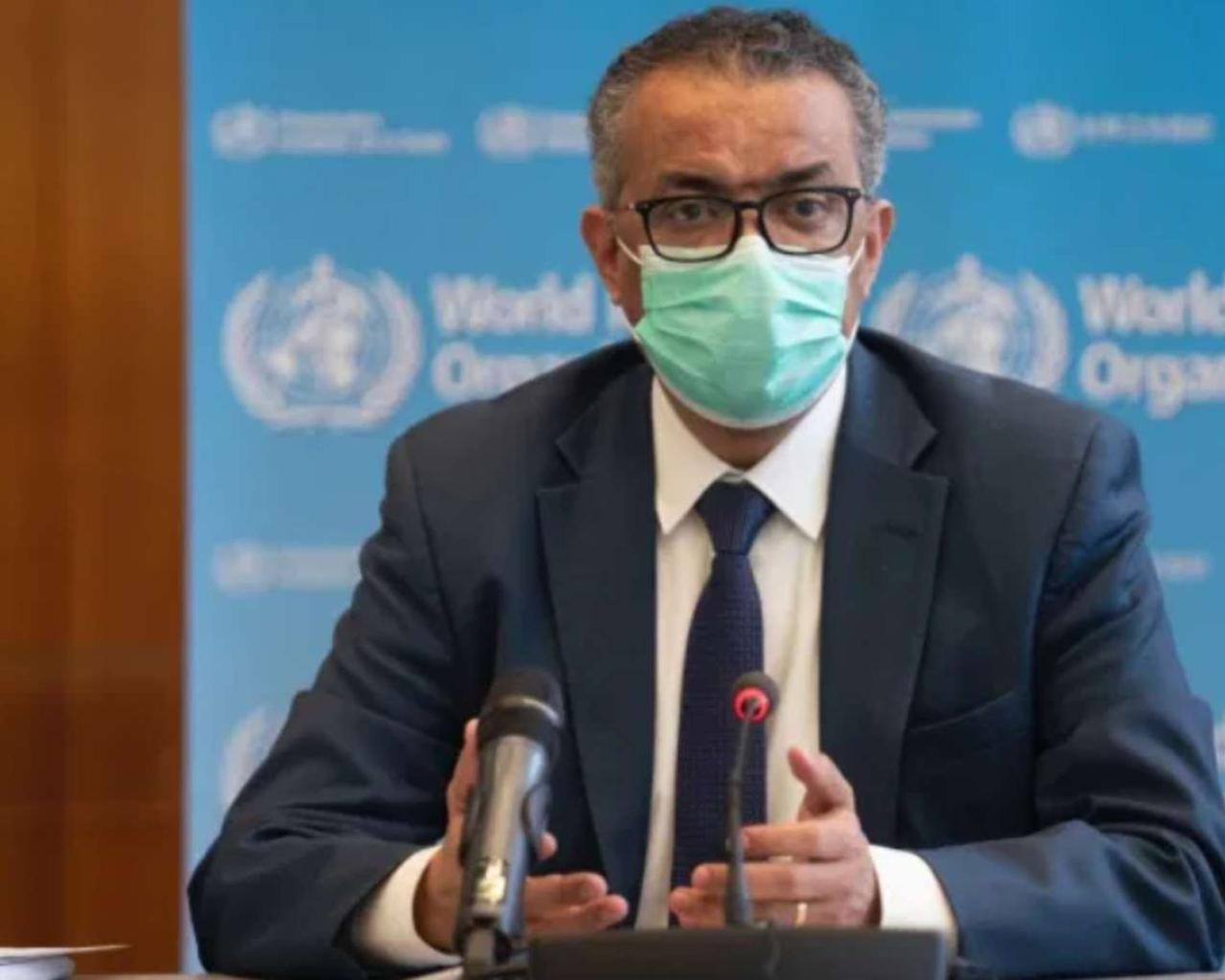 The World Health Organization (WHO) has predicted that the world is advancing the highest rate of infection