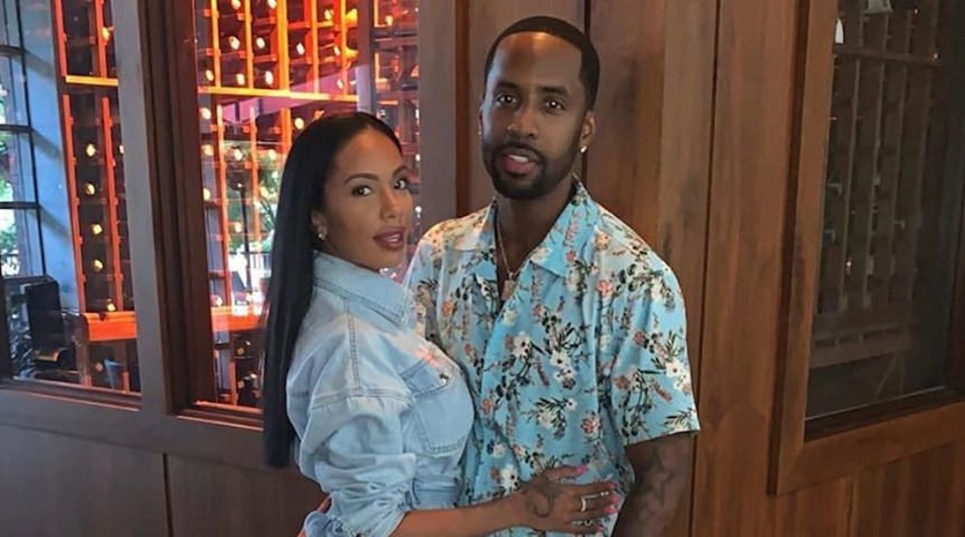 Safaree And Erica Mena Are Officially Back Together! See His Message