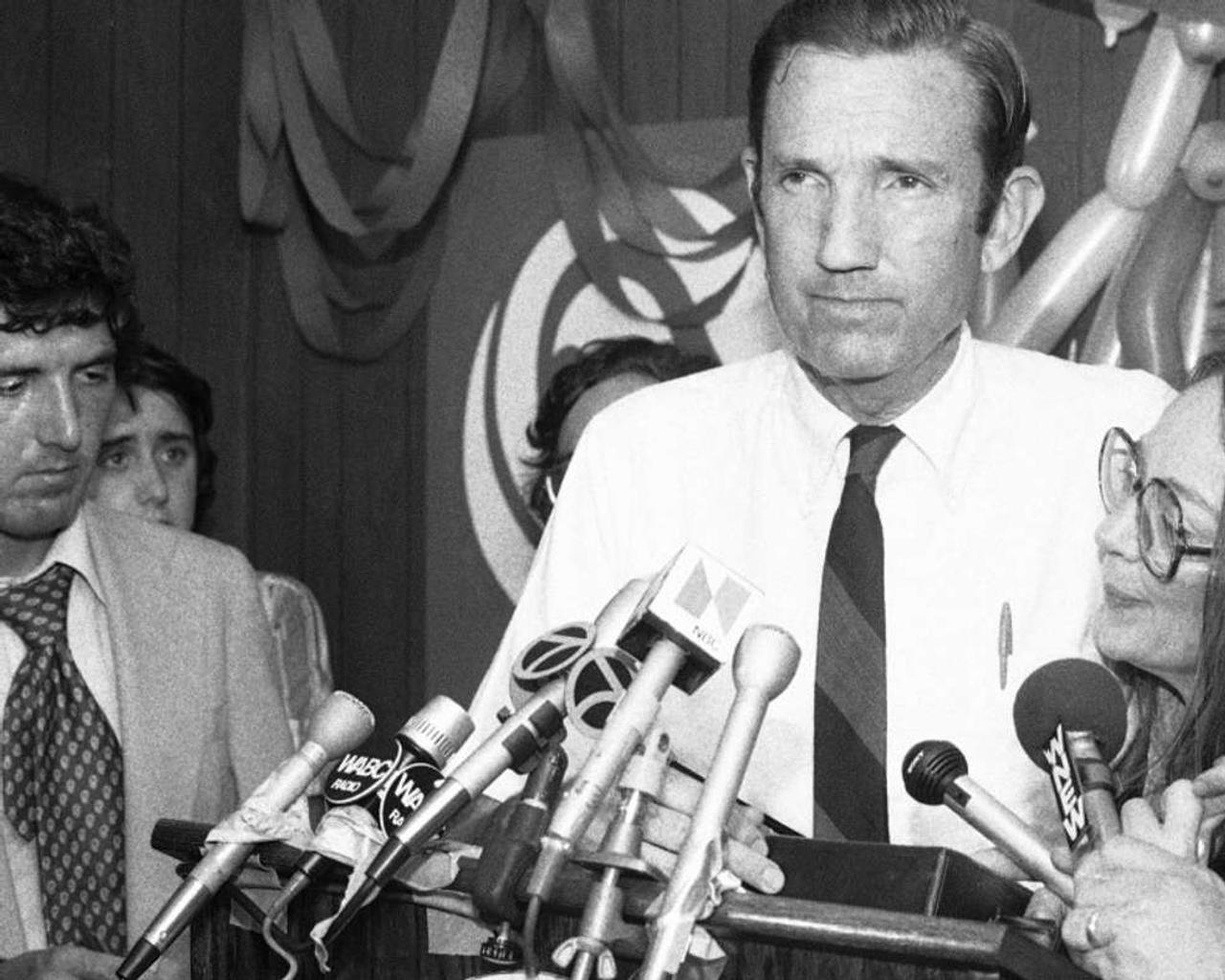 Ramsey Clark, attorney general under Johnson, has died at the age of 93