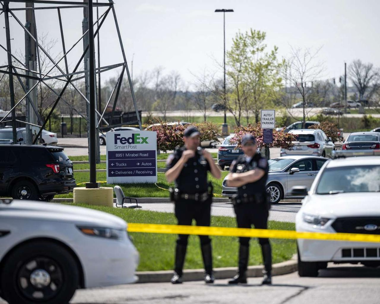FedEx killings mark return of mass workplace shootings paused by pandemic