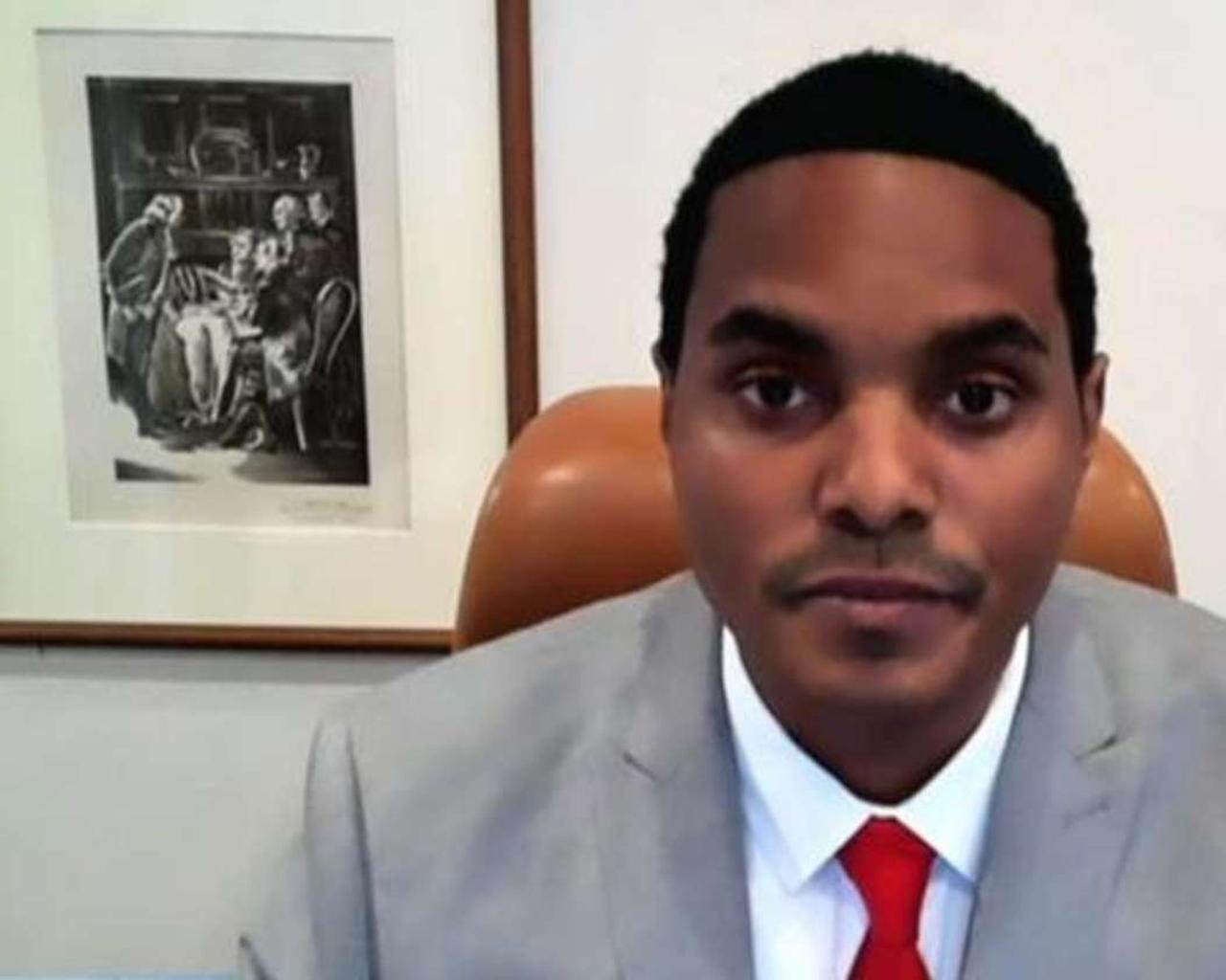 """Attorney Ritchie Torres in """"Face the Nation,"""" April 4, 2021"""