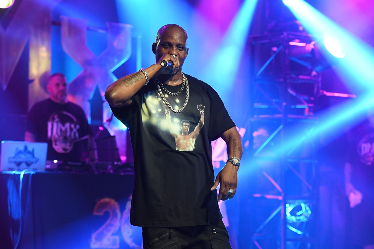 T.I. Is Sending Prayers To DMX: 'Your Testimony Is Priceless'