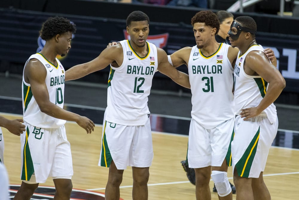 Baylor Bears Win Their First NCAA Title, Defeat the Perfect Gonzaga Bulldogs, 86-70