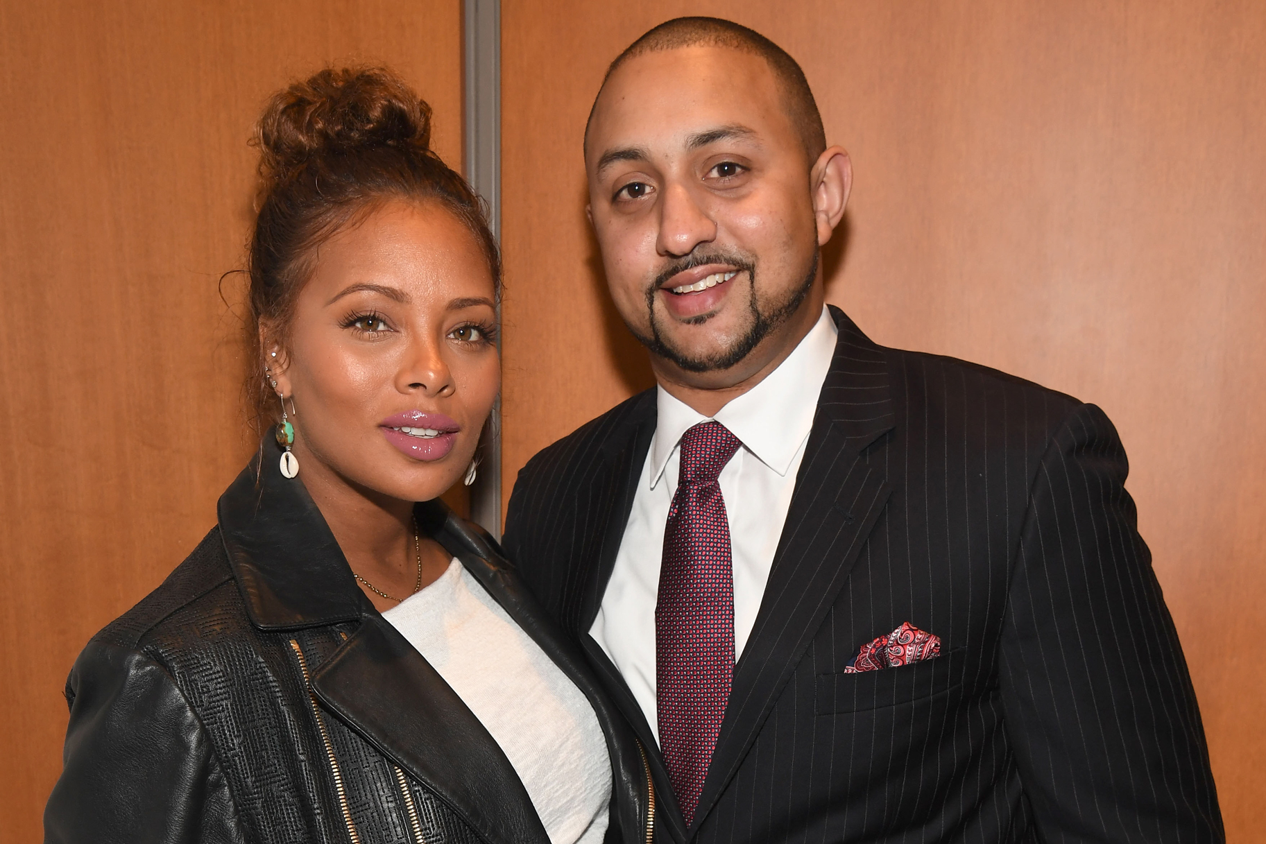 Eva Marcille Praises Mike Sterling's Speech – Check Out What He Has To Say About Derek Chauvin