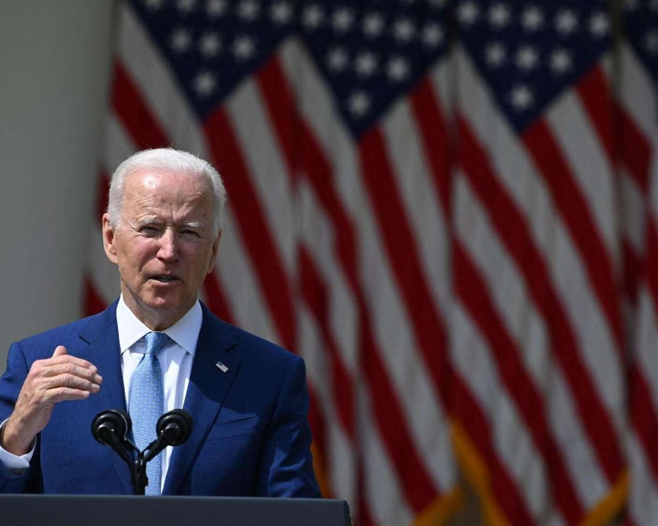 Biden calls for 'peace and calm' in wake of Daunte Wright's shooting in Minnesota