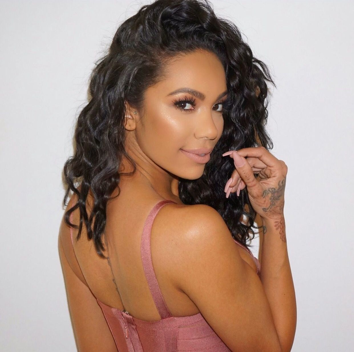 Erica Mena Shows Off The Bronx Girl Hustle