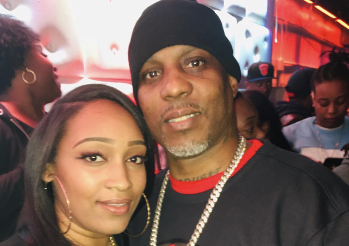 DMX's Fiancée Pays A Heartbreaking Tribute To Him After The Rapper's Passing