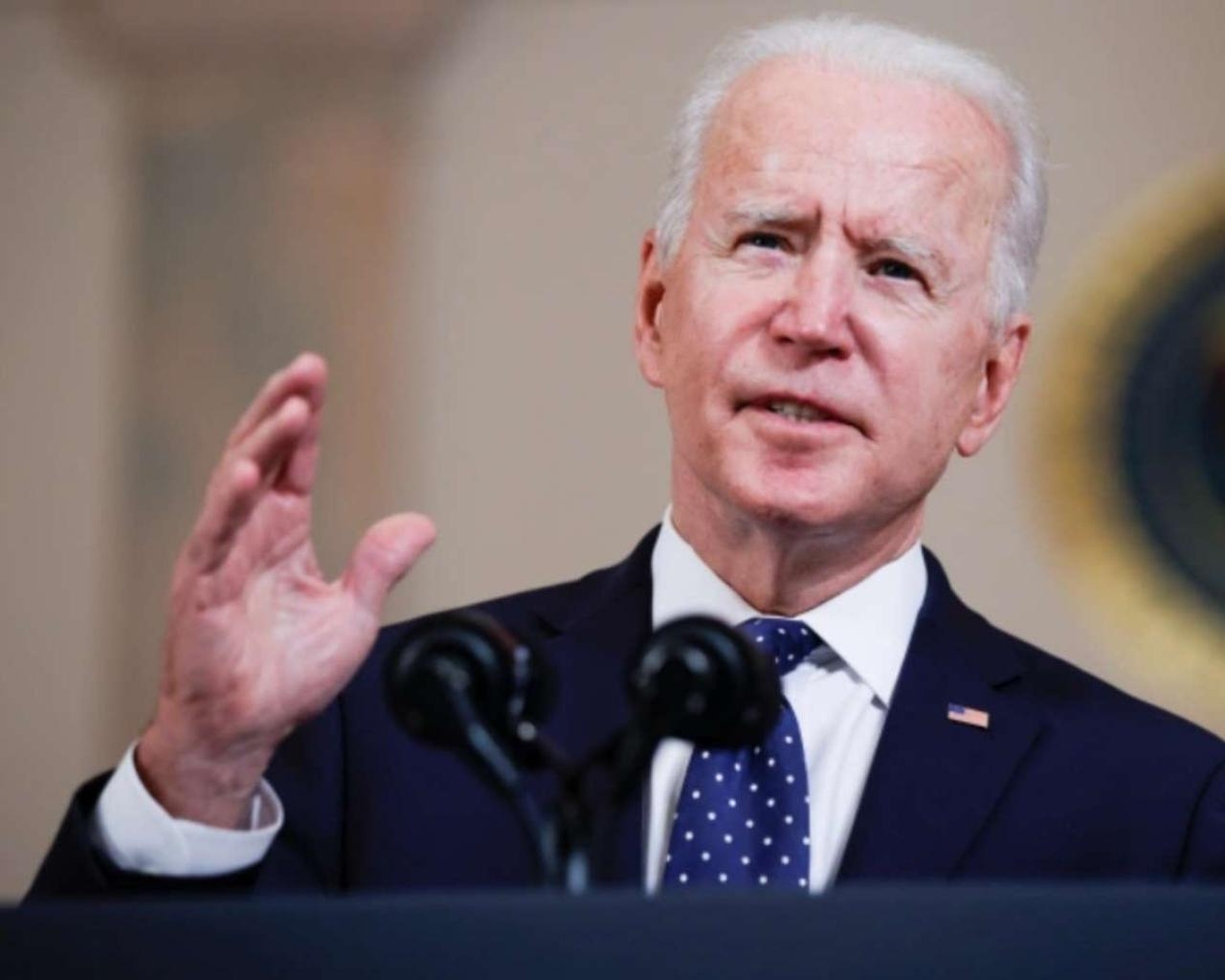 Joe Biden spoke about the verdict against the former cop who murdered George Floyd