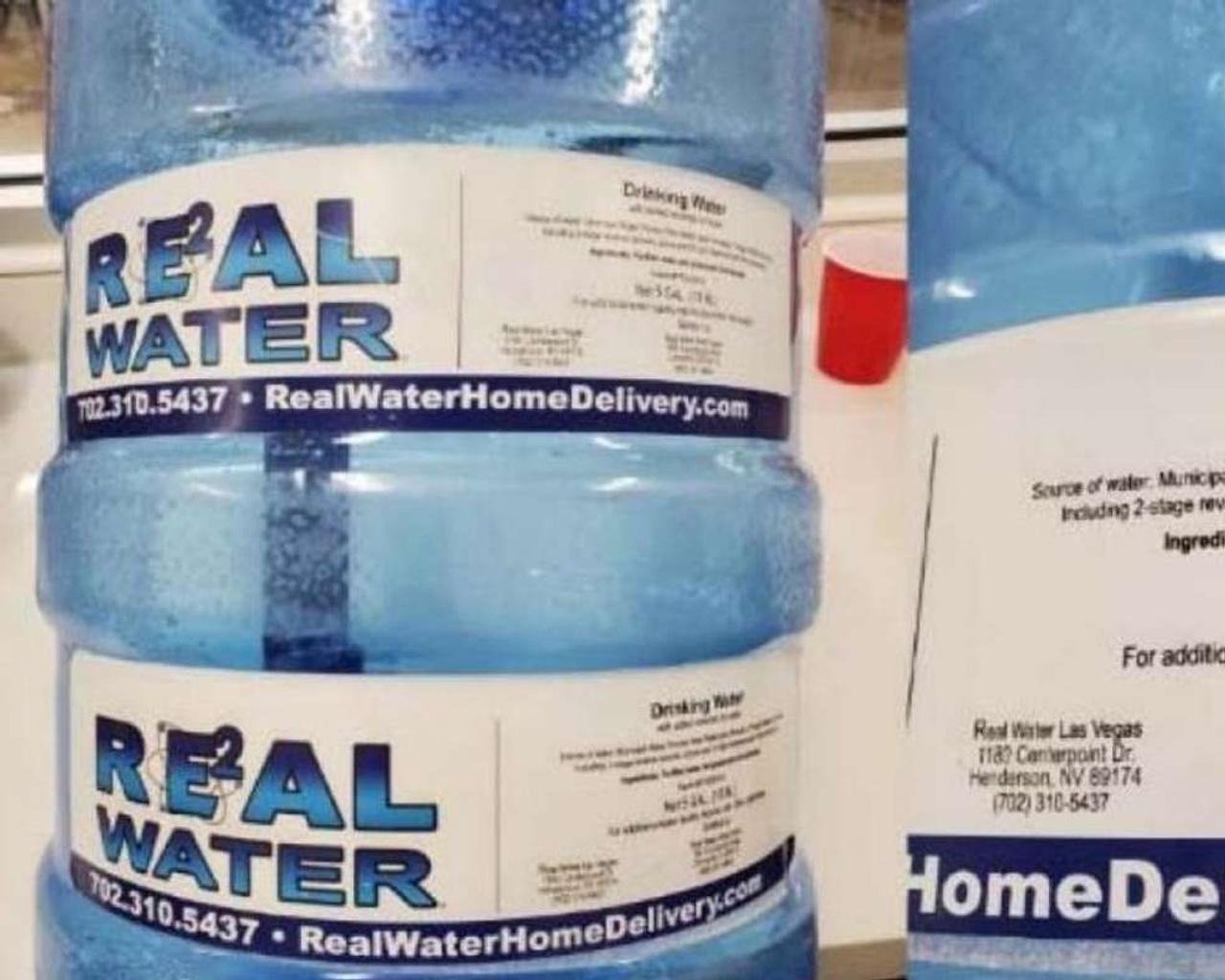 The FDA warns of a real water product linked to the outbreak of hepatitis
