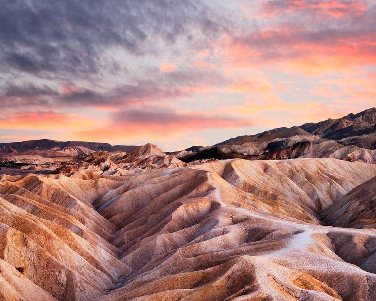 In Death Valley National Park in Arizona, a congressional aide was discovered dead and his partner was saved.