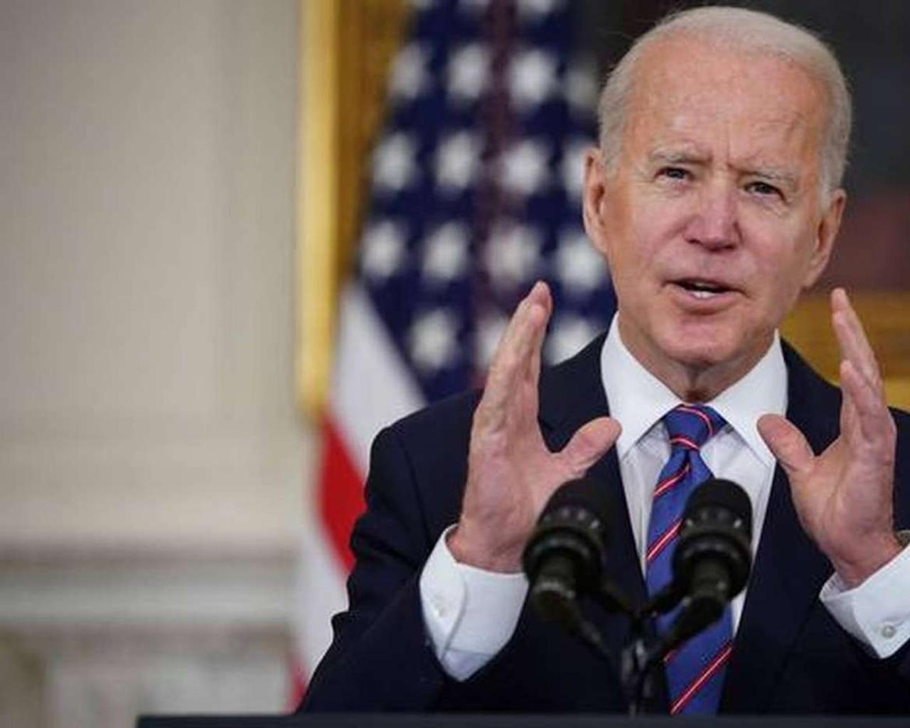 Biden is submitting a deadline for COVID vaccination to April 19