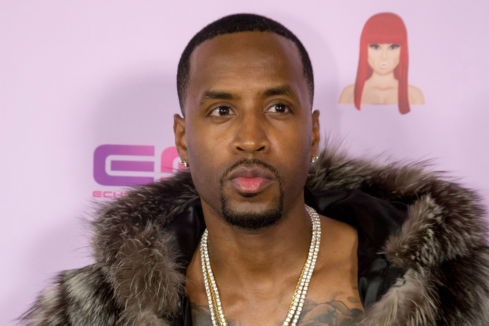 Safaree Shares A Controversial Photo Featuring His And Erica Mena's Daughter